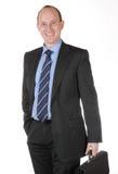 Uomo di affari I Fotografie Stock
