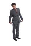 Uomo di affari (le serie) Immagini Stock