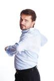 Uomo di affari maturi Fotografia Stock Libera da Diritti