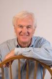 Uomo di mezza età Fotografie Stock Libere da Diritti