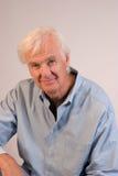 Uomo di mezza età Fotografia Stock