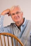 Uomo di mezza età Fotografia Stock Libera da Diritti