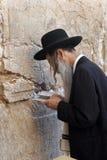 Uomo di preghiera -4 Fotografia Stock