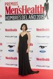 Uomo di salute di Men's dei premi di anno 2015 a Madrid, Spagna Fotografia Stock Libera da Diritti