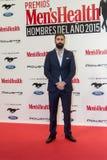 Uomo di salute di Men's dei premi di anno 2015 a Madrid, Spagna Fotografie Stock