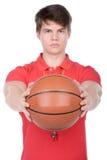 Uomo di sport Immagini Stock