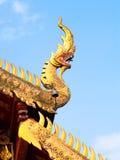 Uomo di Wat Chiang immagine stock