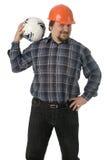 Uomo divertente Fotografia Stock