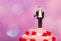 Uomo divorziato fotografie stock