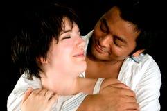 Uomo e donna Fotografie Stock Libere da Diritti