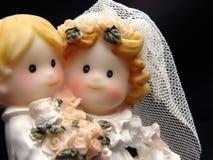 Uomo e moglie Immagine Stock