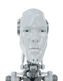 Uomo futuristico Fotografie Stock Libere da Diritti