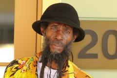 Uomo giamaicano Fotografie Stock