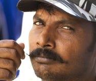 Uomo indiano Fotografie Stock Libere da Diritti