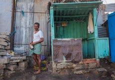 Uomo indiano Fotografie Stock