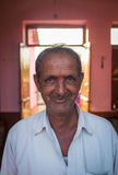 Uomo indiano Immagini Stock