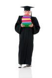 Uomo integrale di graduazione Fotografie Stock