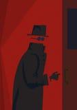 Uomo invisibile Fotografie Stock Libere da Diritti