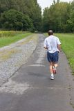 Uomo jogging_7853-1S Immagini Stock Libere da Diritti