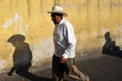 Uomo messicano Fotografia Stock Libera da Diritti