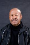 Uomo pensionato sicuro Fotografie Stock Libere da Diritti