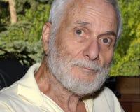Uomo più anziano di Distingushed Fotografia Stock