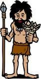 Uomo primitivo Immagine Stock Libera da Diritti