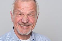 Uomo senior Fotografia Stock Libera da Diritti