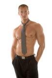 Uomo sexy di affari Fotografie Stock