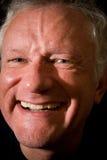 Uomo sorridente Immagine Stock Libera da Diritti