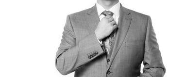 Uomo in vestito immagine stock libera da diritti