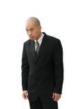 Uomo in vestito Immagini Stock Libere da Diritti