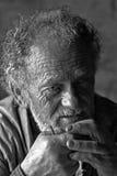Uomo Wrinkly Immagini Stock Libere da Diritti