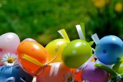 uova colorate Immagine Stock
