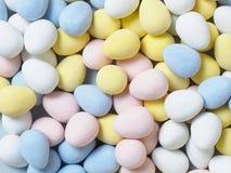 Uova di Candy Fotografia Stock