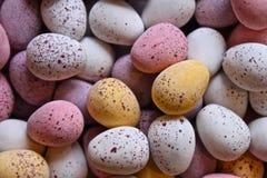 Uova di caramella macchiate Fotografia Stock Libera da Diritti