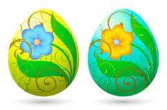 Uova di Pasqua 1 Fotografia Stock Libera da Diritti