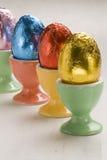 Uova di Pasqua. Fotografia Stock