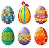 Uova di Pasqua royalty illustrazione gratis