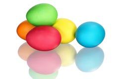 Uova di Pasqua. Immagine Stock