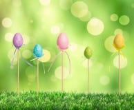 Uova di Pasqua Immagine Stock