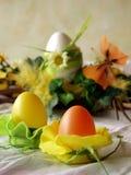 Uova di Pasqua immagini stock libere da diritti