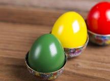 Uova di Pasqua Colourful Fotografia Stock Libera da Diritti
