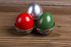 Uova di Pasqua Colourful Fotografia Stock