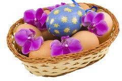 Uova di Pasqua Colourful Immagini Stock