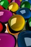 Uova di Pasqua di Glalss Immagini Stock
