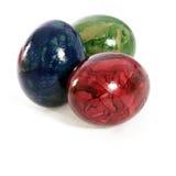 Uova di Pasqua Dipinte Colourful Fotografia Stock