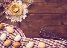 Uova fresche sopra fondo fotografia stock libera da diritti