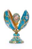 Uovo di Faberge. Fotografie Stock