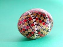 Uovo di Pasqua 3 fotografia stock libera da diritti
